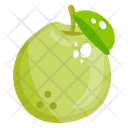 Guava Fruit Tropical Fruit Icon