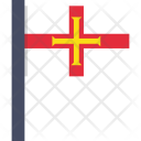 Guernsey National Country Icon