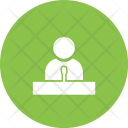 Guest Speaker Lecture Icon