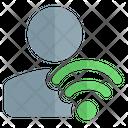 Guest Wifi User Wifi Profile Icon
