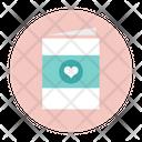 Guestbook Invitation Card Wedding Card Icon