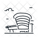 Line X Guggenheim Icon