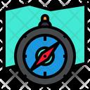 Guide Compass Scope Icon