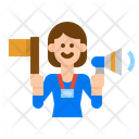 Guide Museum Jobs Icon