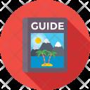 Guide Travel Book Icon
