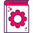 Guide Book Gear Icon