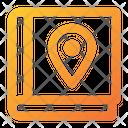 Guide Book Book Location Icon