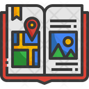 Guide Book Travel Guide Vacation Icon