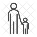 Hand Child People Icon
