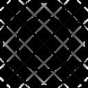 Design Grid Guidelines Icon