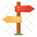 Guidepost Icon