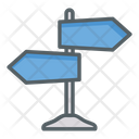Guidepost Navigation Guide Icon