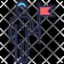 Achieve Champion Flag Icon