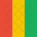 Guinea Flag World Icon