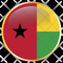 Guinea Bissau West Icon