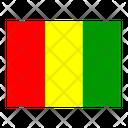 Guinea Flag Flags Icon