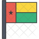 Guinea Bissau African Icon