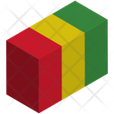 Flag Country Guinea Icon