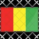 Guinea Nation Global Icon