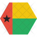 Guinea Bissau Country Icon