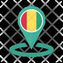 Guinea Flag Icon
