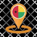 Guinea Bissau Flag Icon