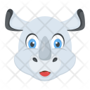Guinea Pig Face Icon