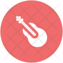 Guitar Frets Cello Icon