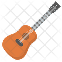 Acoustic Guitar Instrument Icon