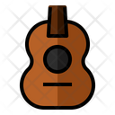 Guitar Music Acoustic Icon