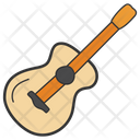 Electric Guitar Acoustic Music Instrument Icon