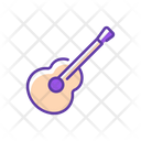 Guitar Music Instrument Instrument Icon