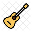 Guitar Acoustic Guitar Musical Instrument Icon