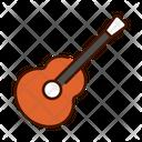 Guitar Musica Instrument Music Instrument Icon