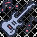 Guitar Musical Instrument Entertainment Instrument Icon