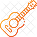 Guitar Rockstar Guitar Musical Instrument Icon