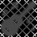 Guitar Flamenco Music Instrument Icon