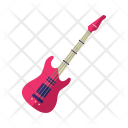 Guitar Electric String Icon