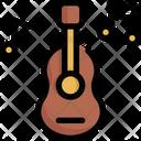 Guitar Party Birthday Icon