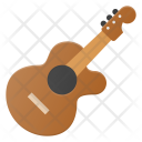Guitar Accoustic Music Icon