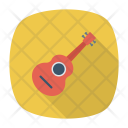 Guitar Music Melody Icon