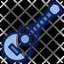 Imusic Guitar Instrument Icon