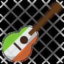 I Guitar Guitar Instrument Icon
