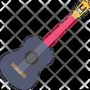Chordophone Fiddle Guitar Icon