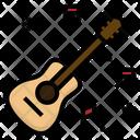 Guitar Acoustic Guitarist Icon