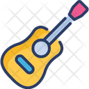 Guitar Instrument Music Icon