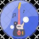 Guitar String Instrument Chordophone Icon