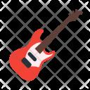 Guitar Rock Music Icon