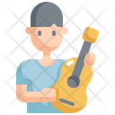 Guitar Play Playing Icon