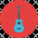 Guitar Ukulele Music Icon